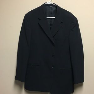 Brooks Brothers 100% Worsted Wool Sport Coat 42R